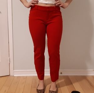 EUC Old Navy Ankle Length Trouser